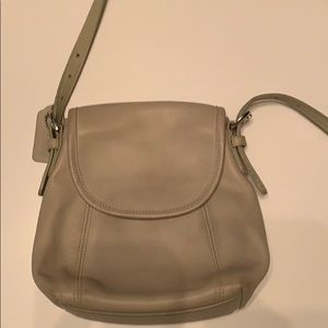 Coach crossbody or shoulder purse